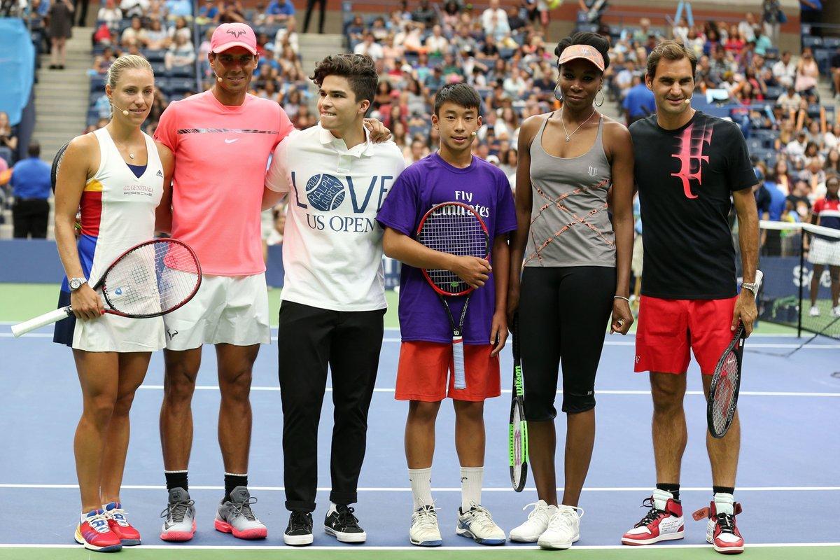 Фото: пресс-служба US Open