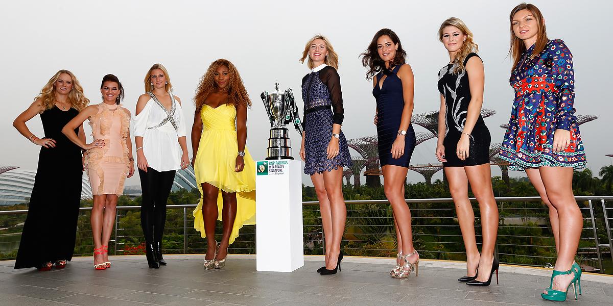 Итоговый чемпионат WTA в Сингапуре