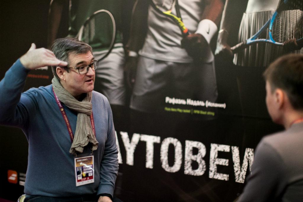 Эрик Баболя и Мухтар Марданов